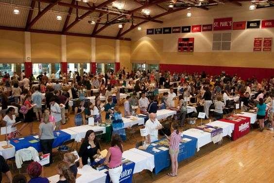 Georgia College Fairs