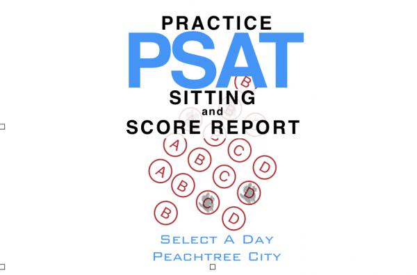 Practice PSAT Test