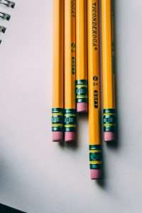 ACT SAT Test Pencils