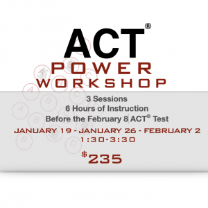 ACT Power Workshop